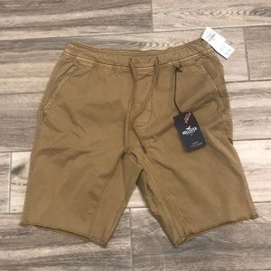 NEW Hollister skinny jogger shorts